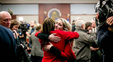 one year after the nassar sentencing, the survivors continue to inspire change