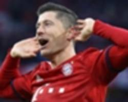 lewandowski and robben have one eye on bayern's 'difficult' date with liverpool