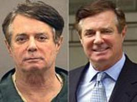 manafort due in court for the first time in months over accusations he lied to mueller's team