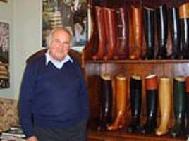 the queen's 82-year-old bootmaker feared for his life in rolex thieves' attack