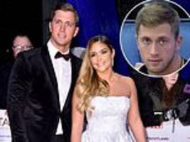 dan osborne hits back at 'nonsense' claims he fought with jacqueline jossa at ntas