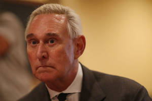 roger stone arrested in mueller investigation, faces obstruction charges