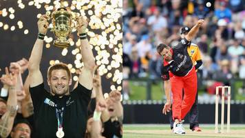 rugby all blacks beat new zealand's cricketers in exhibition cricket match