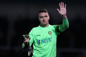 ex-burton albion and nottingham forest goalkeeper on his unexpected accrington stanley debut