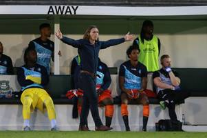 what wycombe manager gareth ainsworth admires most about derek adams and plymouth argyle