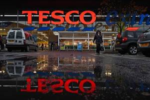 former tesco boss chris bush claims unfair dismissal after being cleared over accounting scandal