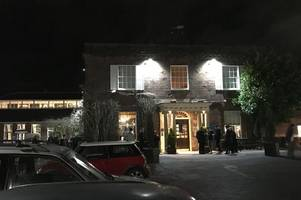 police special performs life-saving cpr on man in packed exeter pub