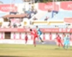 i-league 2018-19: churchill brothers down indian arrows thanks to willis plaza's brace