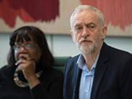jeremy corbyn and diane abbott 'wreck' law to protect child abuse victims over death sentence fears