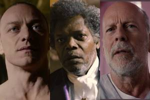 'glass' to top box office again despite big drop in numbers