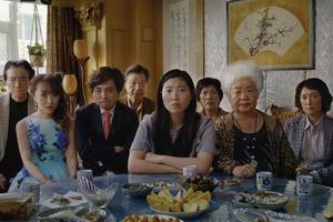 'the farewell' film review: awkwafina shows range in rich intergenerational drama