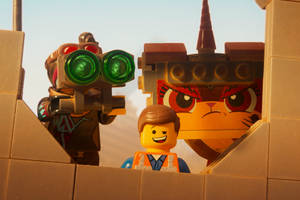 'the lego movie 2' film review: colorful sequel clicks into new worlds of imagination