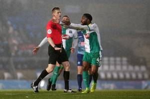 argyle and fans fume on twitter over wycombe's 'time wasting' tactics