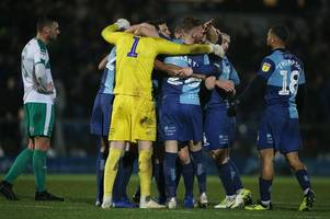 argyle player ratings as yann songo'o own goal sees them beaten by wycombe