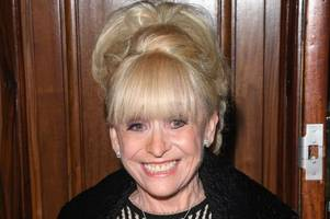 barbara windsor watches eastenders and carry on to ease dementia