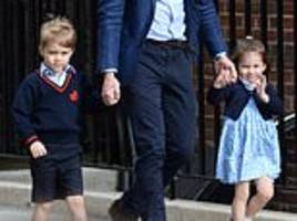 'i'm called archie!' playful prince george reveals his nickname to stunned dogwalker