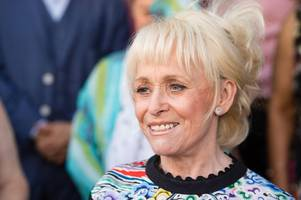 barbara windsor's husband reveals heartbreaking truth about his wife's alzheimer's