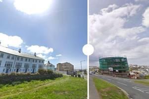 newquay's 10-year challenge: how the town has changed since 2009