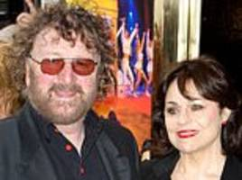 chas hodges leaves his £194,000 estate to his ex-playboy bunny wife