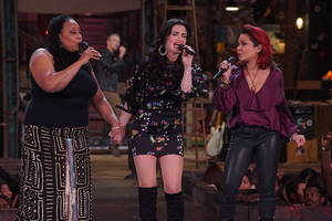'rent' original broadway stars joined fox cast for live 'seasons of love' finale