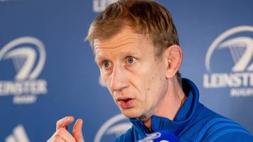 leo cullen: leinster head coach looks ahead to ulster battle during six nations break