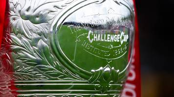 challenge cup second round draw made