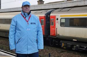 meet the greater anglia rail pastor who helps prevent suicides on the railway