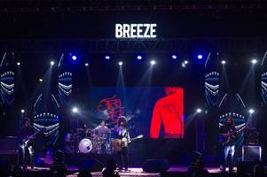breeze'19, the annual fest of shiv nadar university is all set to go viral this february