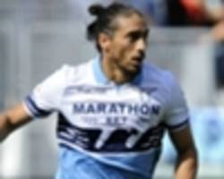 caceres returns to juventus for third spell on loan from lazio