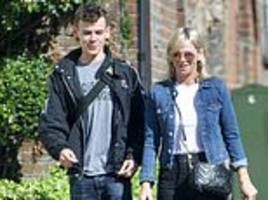 sebastian shakespeare: how zoe ball's son made dj realise just how many bisexual friends she has