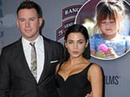 channing tatum files to change custody agreement with ex-jenna dewan and details life as single dad