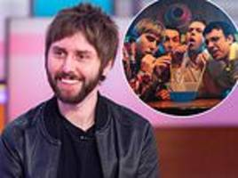 the inbetweeners' james buckley can't bear to watch disastrous reunion episode back