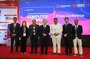 the latest innovations from taiwan unveiled at convergence india 2019