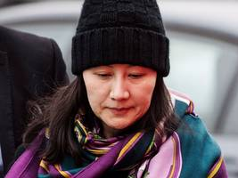 the us has formally requested to extradite huawei's cfo meng wanzhou from canada