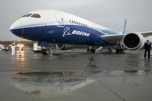 boeing sales top $100 billion for the first time after a 'knock-out quarter' (ba)