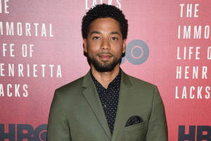 jussie smollett attack: chicago pd seeking 'potential persons of interest'