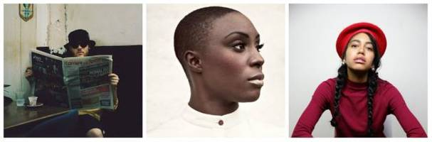 laura mvula, kamaal williams for love supreme at the roundhouse