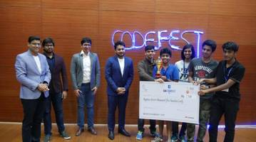 young coders from across the country come together to solve real-world problems