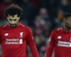 'they looked nervous' - liverpool struggled to cope with title pressure against leicester, says ferdinand