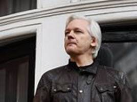 judge refuses to unseal charges against julian assange as the us government keep probe secret