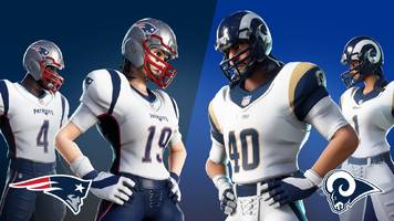 'fortnite' will bring back jersey outfits for all 32 nfl teams to celebrate the super bowl