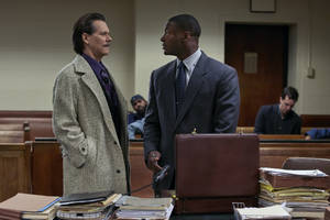 'city on a hill': crooked kevin bacon spars with aldis hodge in showtime series trailer (video)