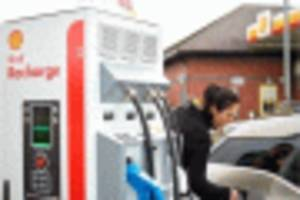 shell acquisition of charging network greenlots points to juice as the new gas