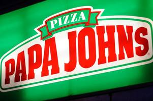 all papa john's will be part of a nationwide investigation after real cheese used on vegan pizza