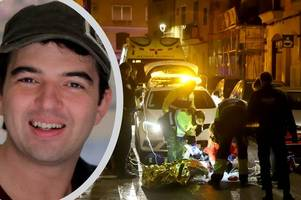 filmmaker from northern lincolnshire 'critical' after plunging from apartment in majorca