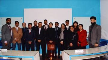 luxury connect business school, india collaborates with accademia del lusso, italy