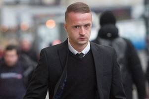 celtic star leigh griffiths to stand trial over alleged speeding rap