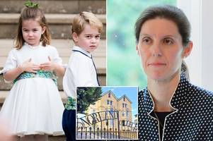secrets of george and charlotte's nursery - and how nanny makes them behave