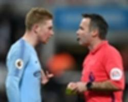 de bruyne and city's midfield stars must have help, says guardiola