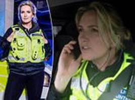 meet pc penny: sir rod stewart's model wife reveals she is set to sign up as a special constable